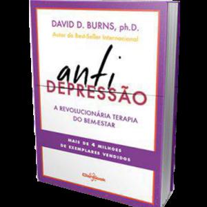 Livro Anti Depressão do Dr. David D. Burns